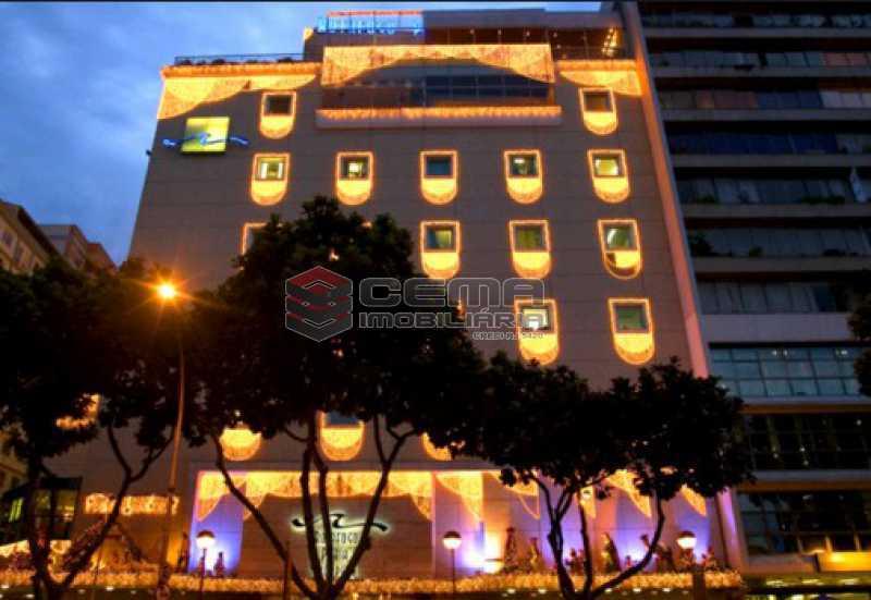 5 - Apartamento à venda Rua da Passagem,Botafogo, Zona Sul RJ - R$ 459.000 - LAAP12459 - 13