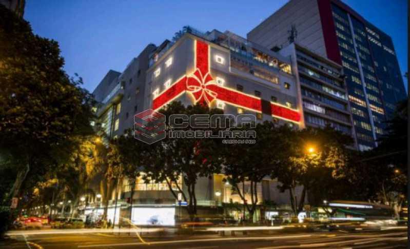 7 - Apartamento à venda Rua da Passagem,Botafogo, Zona Sul RJ - R$ 459.000 - LAAP12459 - 12
