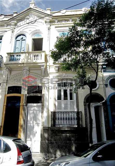 fachada  - casarão térreo 145m2 lapa - LASO20001 - 1