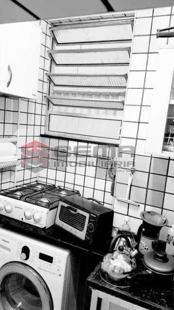 cozinha - Kitnet/Conjugado 35m² à venda Glória, Zona Sul RJ - R$ 328.000 - LAKI01282 - 13