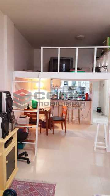 sala - Kitnet/Conjugado 35m² à venda Glória, Zona Sul RJ - R$ 328.000 - LAKI01282 - 3