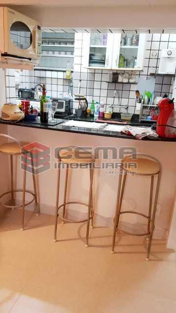 cozinha - Kitnet/Conjugado 35m² à venda Glória, Zona Sul RJ - R$ 328.000 - LAKI01282 - 11