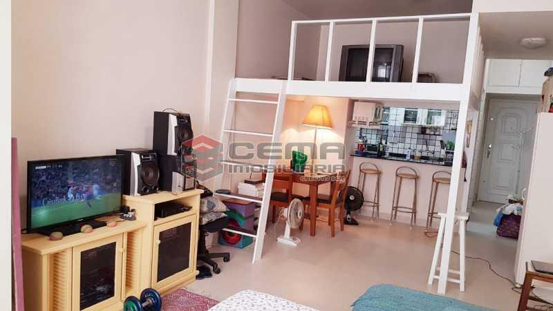 sala - Kitnet/Conjugado 35m² à venda Glória, Zona Sul RJ - R$ 328.000 - LAKI01282 - 1