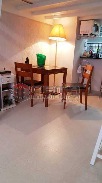 sala - Kitnet/Conjugado 35m² à venda Glória, Zona Sul RJ - R$ 328.000 - LAKI01282 - 8