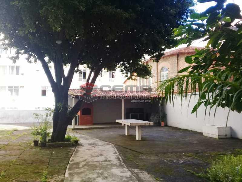 área comum do prédio - Kitnet/Conjugado 35m² à venda Glória, Zona Sul RJ - R$ 328.000 - LAKI01282 - 16