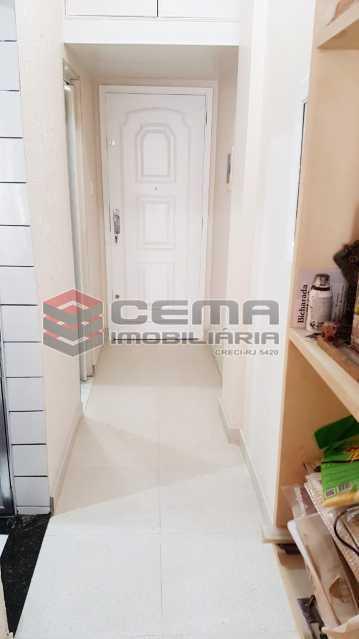 hall - Kitnet/Conjugado 35m² à venda Glória, Zona Sul RJ - R$ 328.000 - LAKI01282 - 9