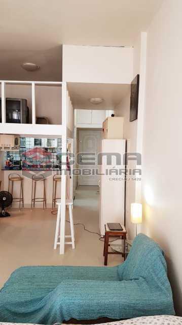 sala - Kitnet/Conjugado 35m² à venda Glória, Zona Sul RJ - R$ 328.000 - LAKI01282 - 6