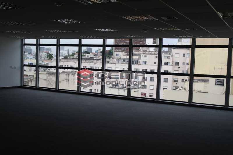 sala - Sala Comercial 353m² para alugar Flamengo, Zona Sul RJ - R$ 35.306 - LASL00419 - 6
