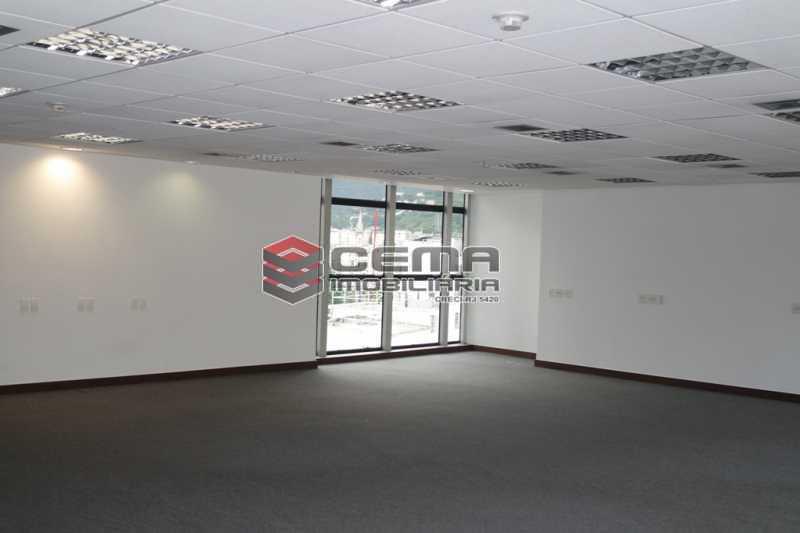 sala - Sala Comercial 353m² para alugar Flamengo, Zona Sul RJ - R$ 35.306 - LASL00419 - 1
