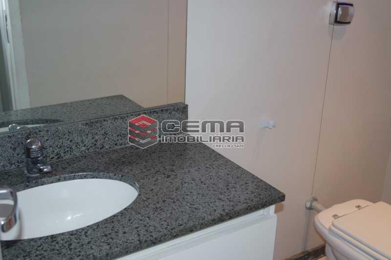 banheiro - Sala Comercial 353m² para alugar Flamengo, Zona Sul RJ - R$ 35.306 - LASL00419 - 11