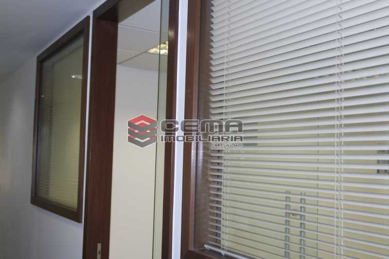 sala - Sala Comercial 353m² para alugar Flamengo, Zona Sul RJ - R$ 35.306 - LASL00419 - 16