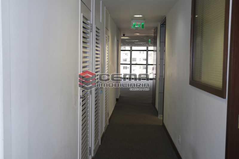 sala - Sala Comercial 353m² para alugar Flamengo, Zona Sul RJ - R$ 35.306 - LASL00419 - 7