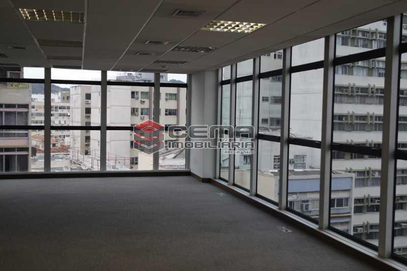 sala - Sala Comercial 353m² para alugar Flamengo, Zona Sul RJ - R$ 35.306 - LASL00419 - 3