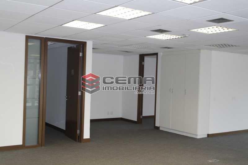 sala - Sala Comercial 353m² para alugar Flamengo, Zona Sul RJ - R$ 35.306 - LASL00419 - 5