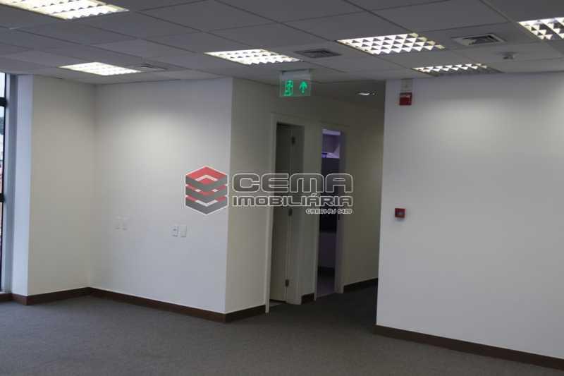 sala - Sala Comercial 353m² para alugar Flamengo, Zona Sul RJ - R$ 35.306 - LASL00419 - 19