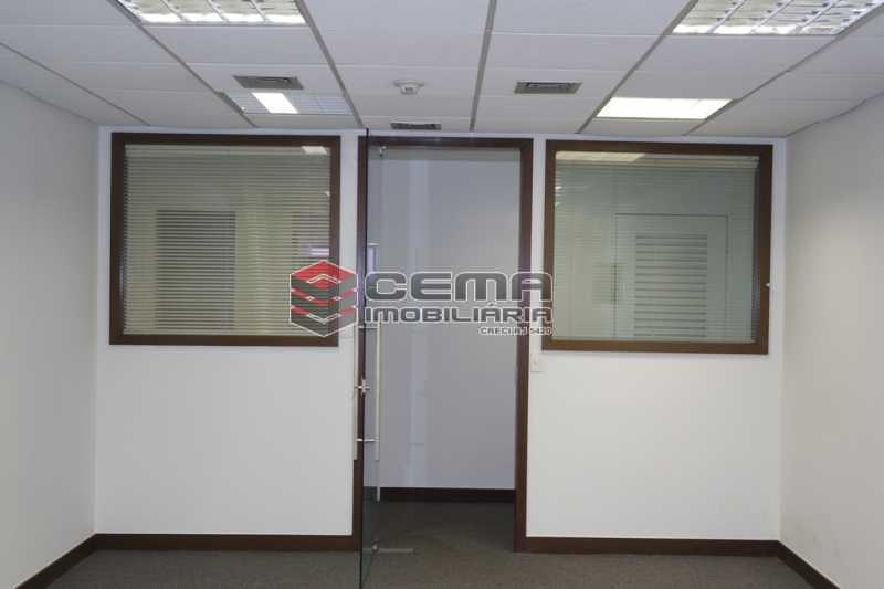 sala - Sala Comercial 353m² para alugar Flamengo, Zona Sul RJ - R$ 35.306 - LASL00419 - 20