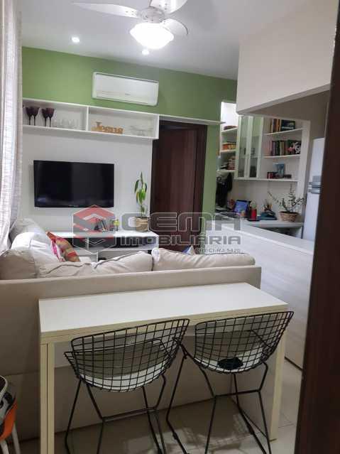 sala - Apartamento 1 quarto à venda Glória, Zona Sul RJ - R$ 480.000 - LAAP12480 - 1