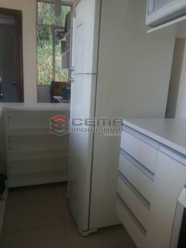 cozinha - Apartamento 1 quarto à venda Glória, Zona Sul RJ - R$ 480.000 - LAAP12480 - 10
