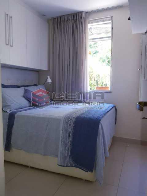 quarto - Apartamento 1 quarto à venda Glória, Zona Sul RJ - R$ 480.000 - LAAP12480 - 6