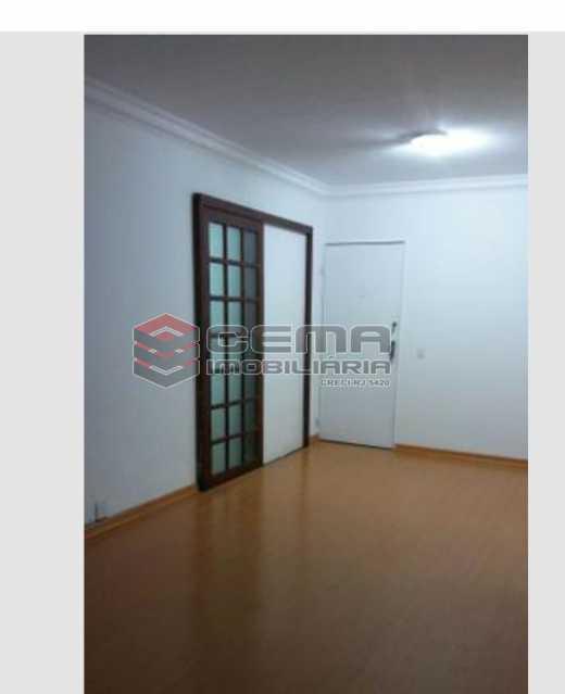 Sala - Apartamento 3 quartos para alugar Laranjeiras, Zona Sul RJ - R$ 2.900 - LAAP33791 - 4