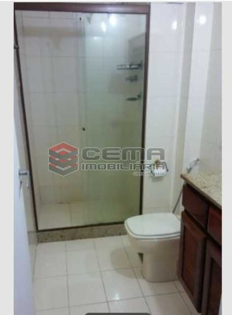 Banheiro social - Apartamento 3 quartos para alugar Laranjeiras, Zona Sul RJ - R$ 2.900 - LAAP33791 - 14
