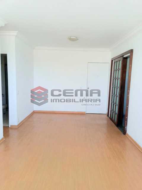 Sala - Apartamento 3 quartos para alugar Laranjeiras, Zona Sul RJ - R$ 2.900 - LAAP33791 - 6