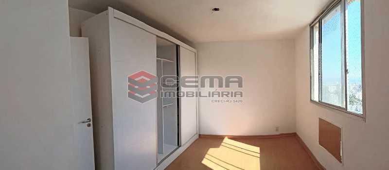 Quarto 1 - Apartamento 3 quartos para alugar Laranjeiras, Zona Sul RJ - R$ 2.900 - LAAP33791 - 8