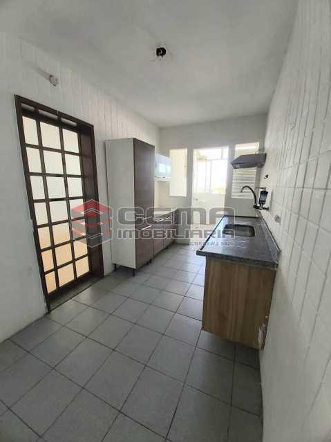 Cozinha - Apartamento 3 quartos para alugar Laranjeiras, Zona Sul RJ - R$ 2.900 - LAAP33791 - 17