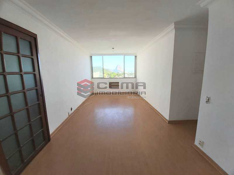 Sala - Apartamento 3 quartos para alugar Laranjeiras, Zona Sul RJ - R$ 2.900 - LAAP33791 - 3