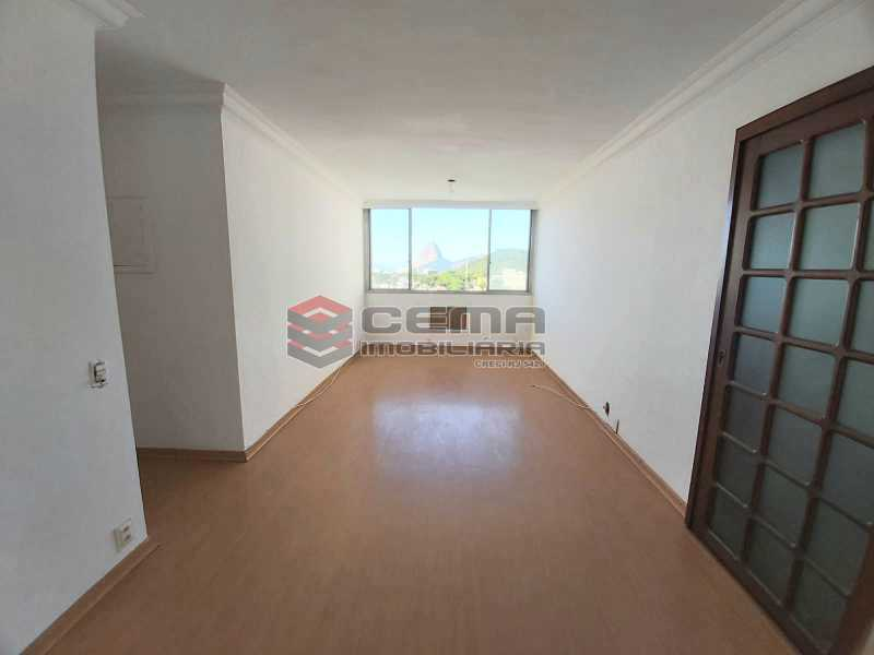 Sala - Apartamento 3 quartos para alugar Laranjeiras, Zona Sul RJ - R$ 2.900 - LAAP33791 - 5