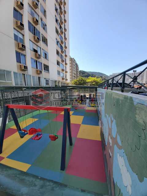 Infraestrutura - Apartamento 3 quartos para alugar Laranjeiras, Zona Sul RJ - R$ 2.900 - LAAP33791 - 20
