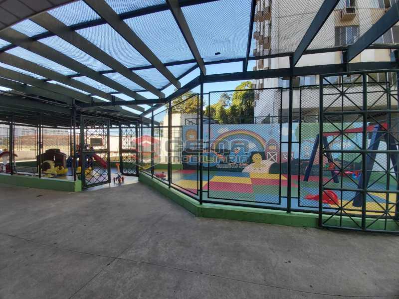 Infraestrutura - Apartamento 3 quartos para alugar Laranjeiras, Zona Sul RJ - R$ 2.900 - LAAP33791 - 21