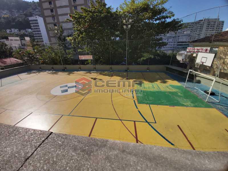 Infraestrutura - Apartamento 3 quartos para alugar Laranjeiras, Zona Sul RJ - R$ 2.900 - LAAP33791 - 24