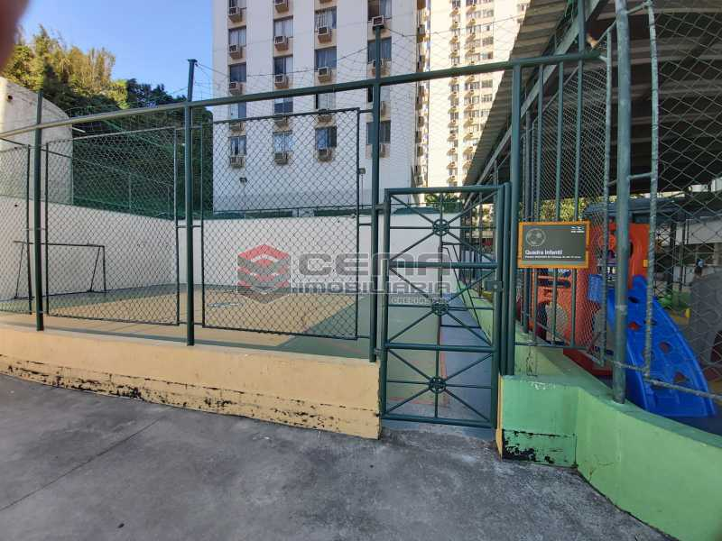 Infraestrutura - Apartamento 3 quartos para alugar Laranjeiras, Zona Sul RJ - R$ 2.900 - LAAP33791 - 25