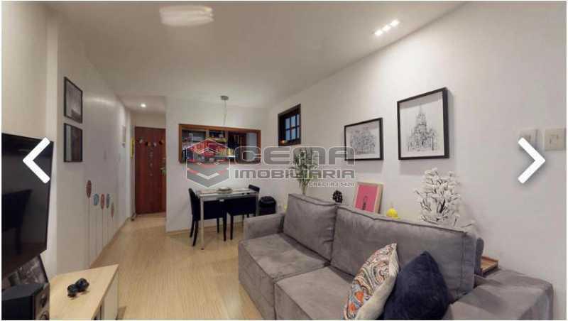 sala - Apartamento à venda Praia de Botafogo,Botafogo, Zona Sul RJ - R$ 600.000 - LAAP12492 - 1