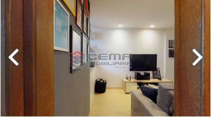 entrada - Apartamento à venda Praia de Botafogo,Botafogo, Zona Sul RJ - R$ 600.000 - LAAP12492 - 5