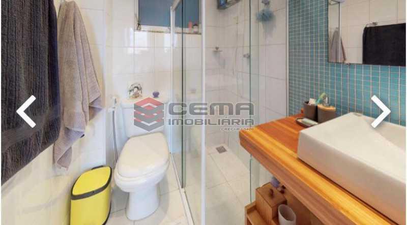 banheiro - Apartamento à venda Praia de Botafogo,Botafogo, Zona Sul RJ - R$ 600.000 - LAAP12492 - 11