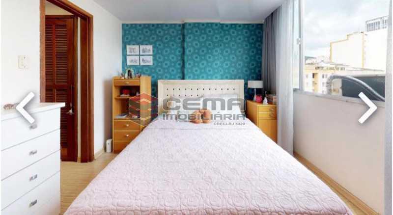 quarto - Apartamento à venda Praia de Botafogo,Botafogo, Zona Sul RJ - R$ 600.000 - LAAP12492 - 7