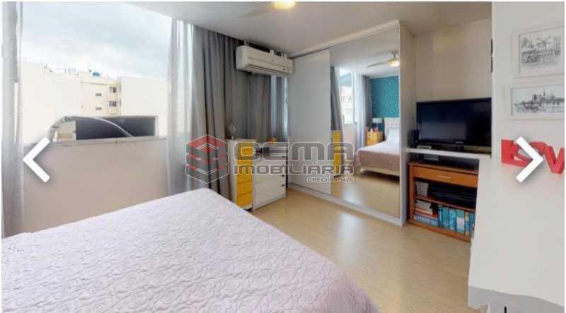 quarto - Apartamento à venda Praia de Botafogo,Botafogo, Zona Sul RJ - R$ 600.000 - LAAP12492 - 6