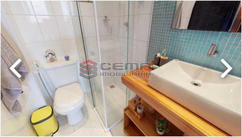 planta - Apartamento à venda Praia de Botafogo,Botafogo, Zona Sul RJ - R$ 600.000 - LAAP12492 - 13