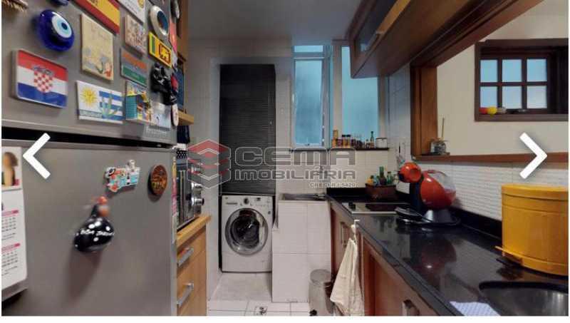 cozinha - Apartamento à venda Praia de Botafogo,Botafogo, Zona Sul RJ - R$ 600.000 - LAAP12492 - 10