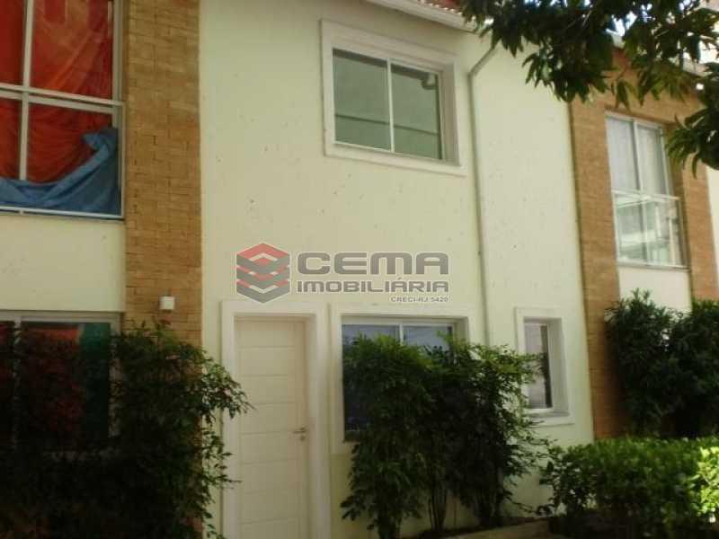 2 - Casa de Vila 2 quartos para alugar Catete, Zona Sul RJ - R$ 4.300 - LACV20051 - 4