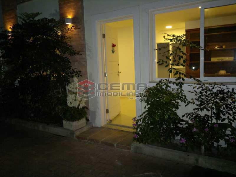 1 - Casa de Vila 2 quartos para alugar Catete, Zona Sul RJ - R$ 4.300 - LACV20051 - 1