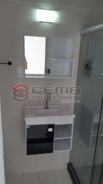 8 - Kitnet/Conjugado 24m² à venda Laranjeiras, Zona Sul RJ - R$ 305.000 - LAKI01301 - 9