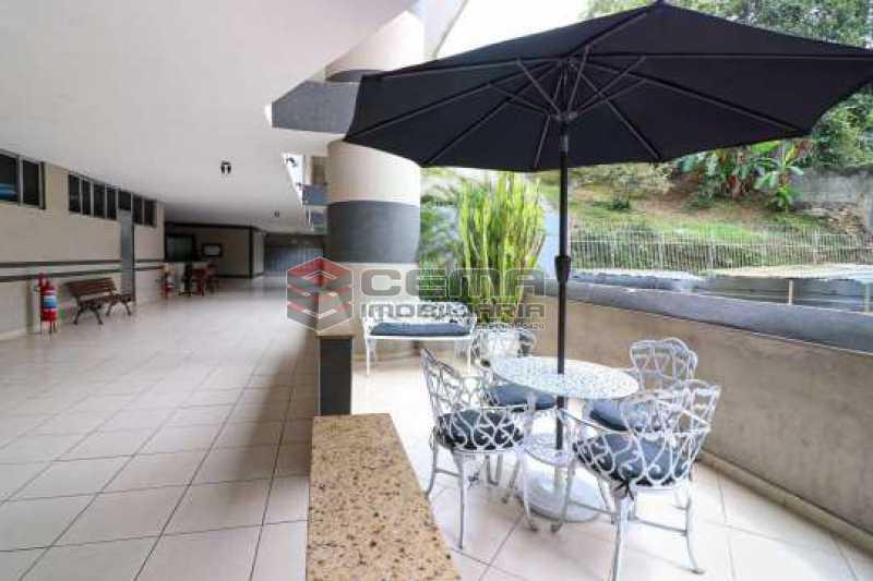 11 - Kitnet/Conjugado 24m² à venda Laranjeiras, Zona Sul RJ - R$ 305.000 - LAKI01301 - 12