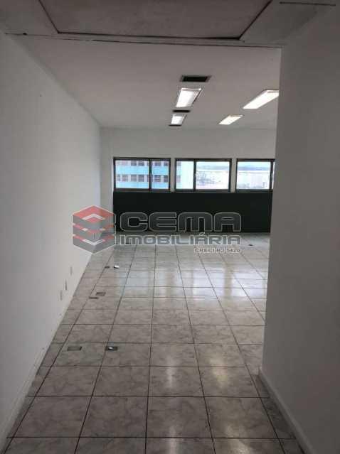 8 - Sala Comercial 80m² à venda Centro RJ - R$ 450.000 - LASL00421 - 9