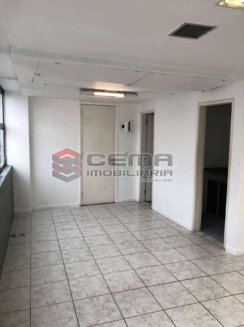 9 - Sala Comercial 80m² à venda Centro RJ - R$ 450.000 - LASL00421 - 10