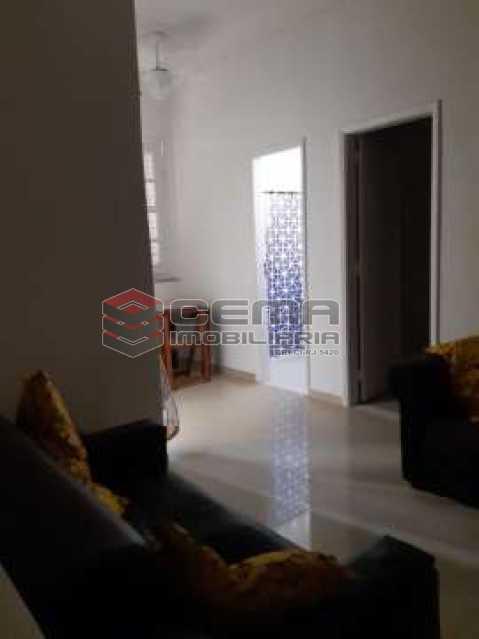 2 - Apartamento 1 quarto à venda Botafogo, Zona Sul RJ - R$ 535.000 - LAAP12519 - 4