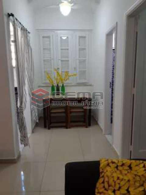 4 - Apartamento 1 quarto à venda Botafogo, Zona Sul RJ - R$ 535.000 - LAAP12519 - 1