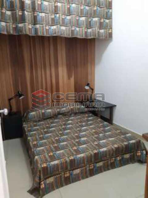 5 - Apartamento 1 quarto à venda Botafogo, Zona Sul RJ - R$ 535.000 - LAAP12519 - 6
